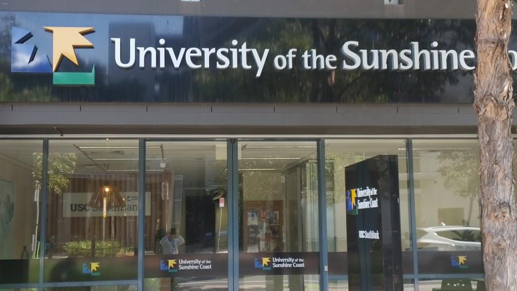 University of the Sunshine Coast   school   Ground Floor, Building B/66 Ernest St, South Brisbane QLD 4101, Australia