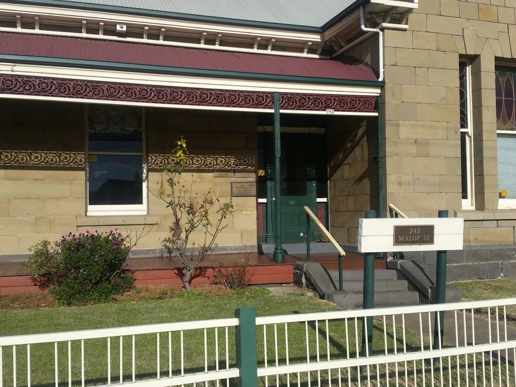 Dr Jenner & Associates   hospital   242 Malop St, Geelong VIC 3220, Australia   0352222199 OR +61 3 5222 2199