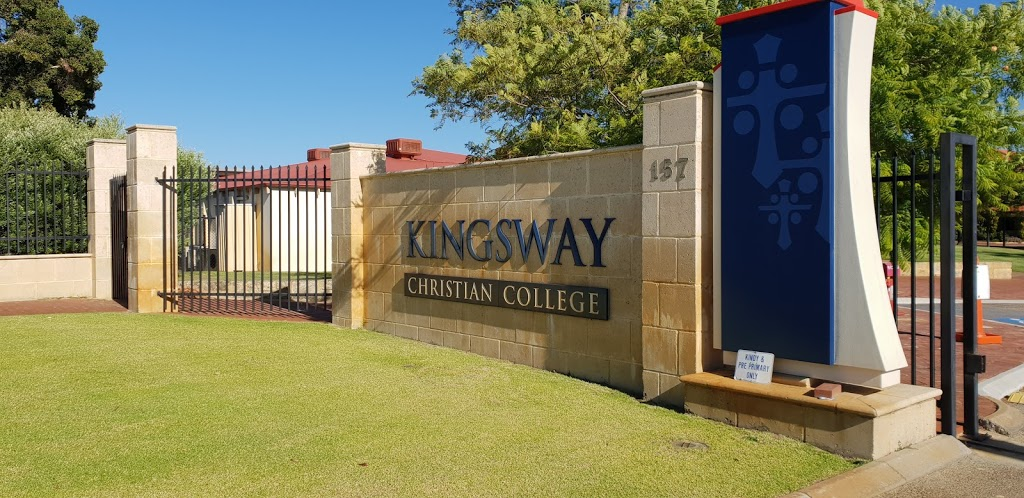 Kingsway Christian College | school | 157 Kingsway, Darch WA 6065, Australia | 0893028777 OR +61 8 9302 8777