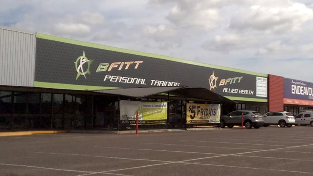 BFiTT Allied Health & Personal Training | gym | 6/2 Woodman Ct, West End QLD 4810, Australia | 1300223488 OR +61 1300 223 488