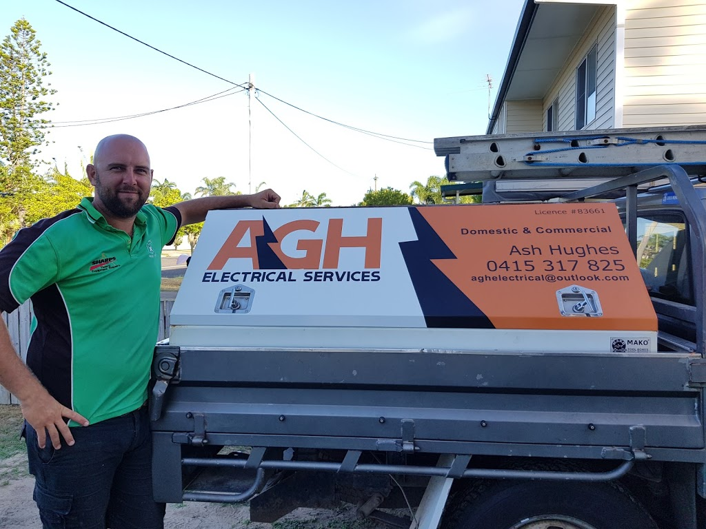 AGH Electrical Services | electrician | Cameron St, East Mackay QLD 4740, Australia | 0415317825 OR +61 415 317 825