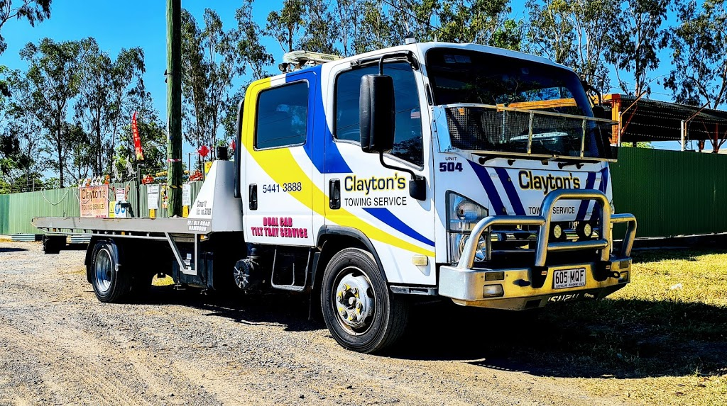 Claytons Towing Service | point of interest | 500 Quay St, Rockhampton QLD 4700, Australia | 0754413888 OR +61 7 5441 3888