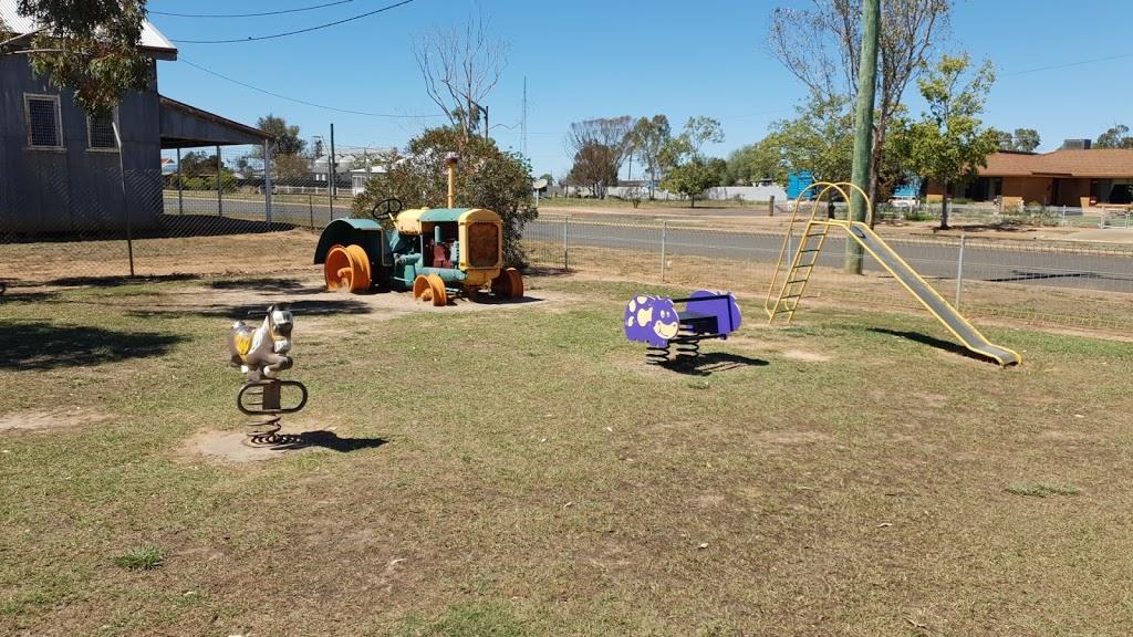 Nevertire Community Park   park   6 Narromine St, Nevertire NSW 2826, Australia