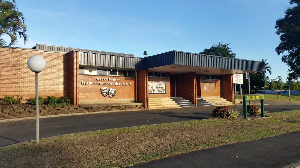 The Con Theatre Innisfail   movie theater   5 River Ave, Mighell QLD 4860, Australia