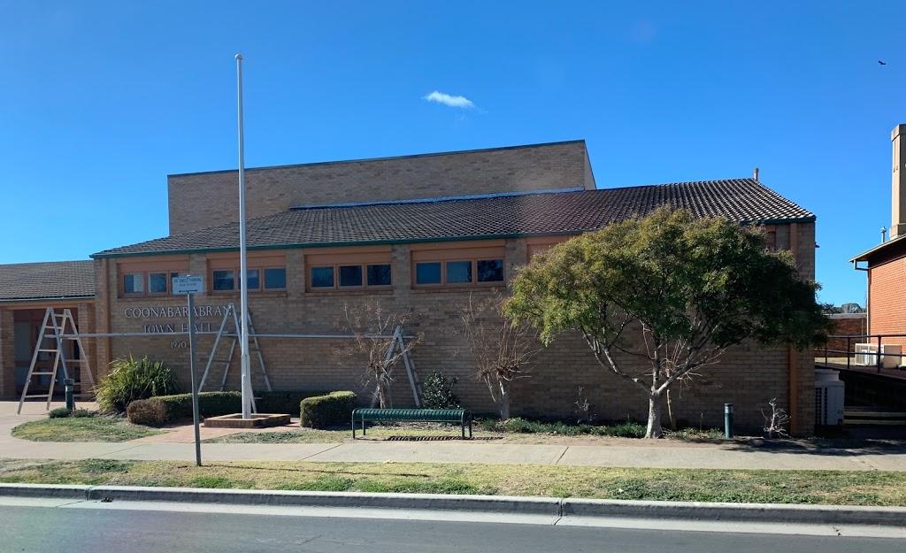 Coonabarabran Town Hall | museum | 31-35 John St, Coonabarabran NSW 2357, Australia
