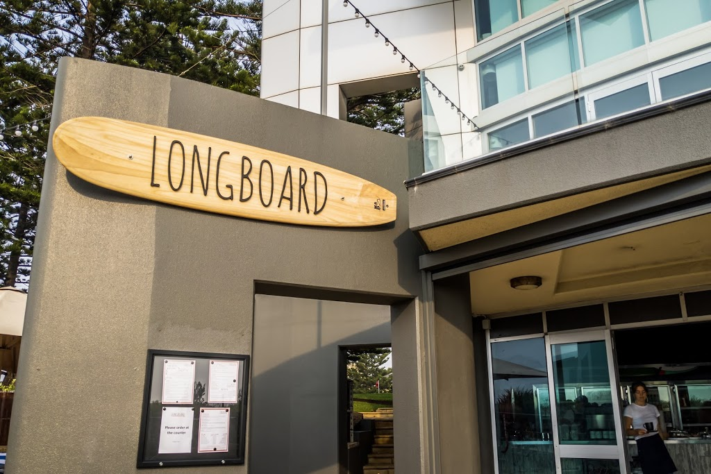 The Longboard Cafe | cafe | 2/1 Marine Dr, Wollongong NSW 2500, Australia | 0242493710 OR +61 2 4249 3710