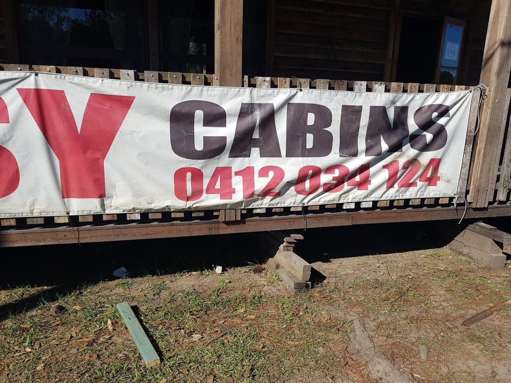 Gypsy Cabins & Caravans | point of interest | 97 Old Toorbul Point Rd, Caboolture QLD 4510, Australia | 0412034124 OR +61 412 034 124