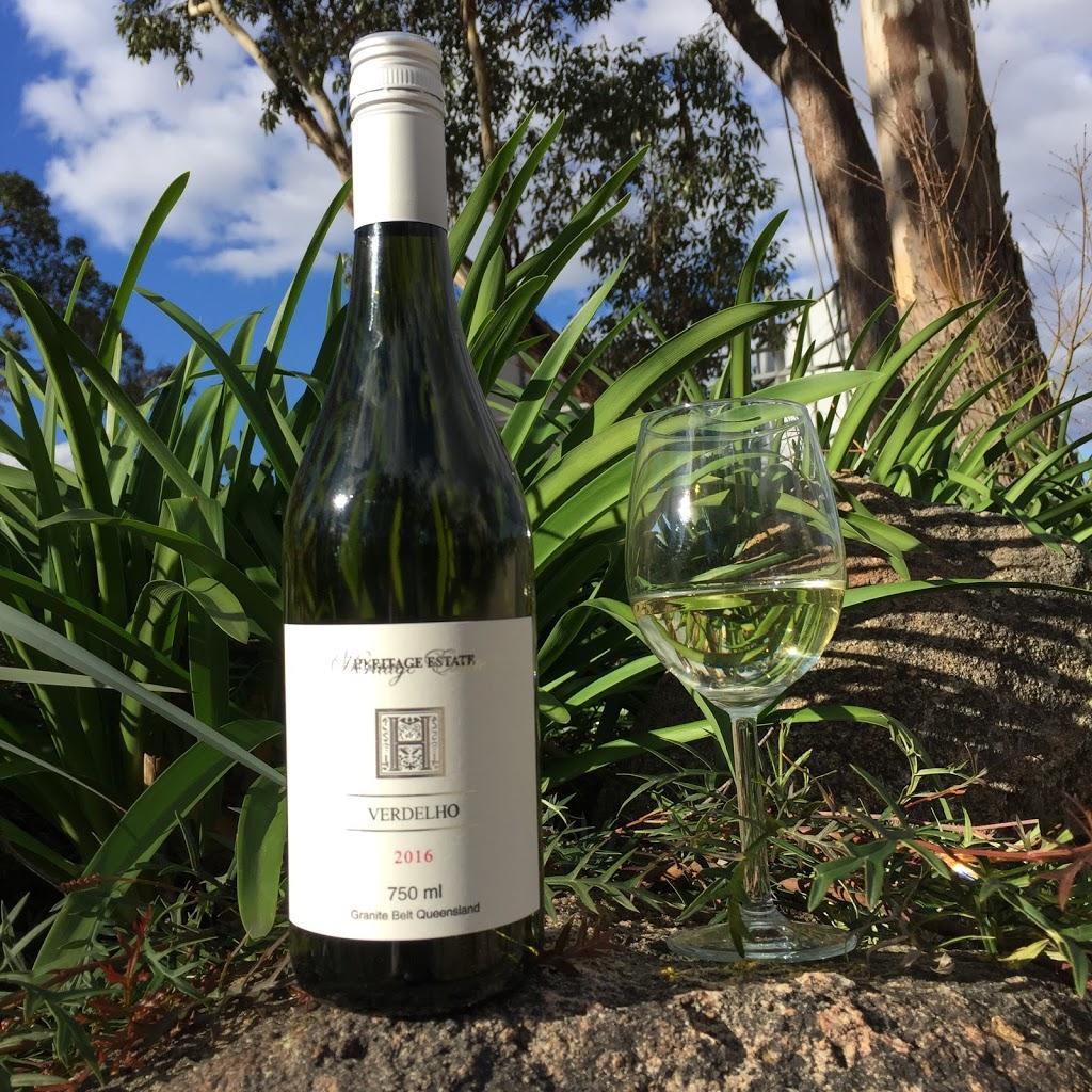 Heritage Estate Wines   lodging   747 Granite Belt Dr, Cottonvale QLD 4375, Australia   0746852197 OR +61 7 4685 2197