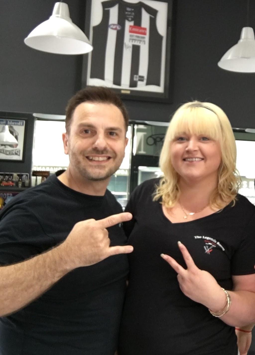 The Legends Room Mens Cutting & Grooming Barbershop | hair care | H4/22 Galileo Gateway, Bundoora VIC 3083, Australia | 0394685103 OR +61 3 9468 5103