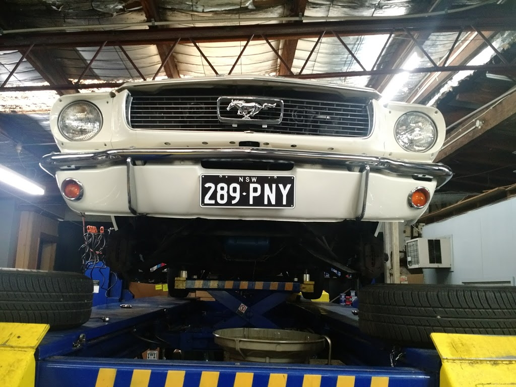 Belmore Motor Works | car repair | 39 King St, Ashbury NSW 2193, Australia | 0297871600 OR +61 2 9787 1600