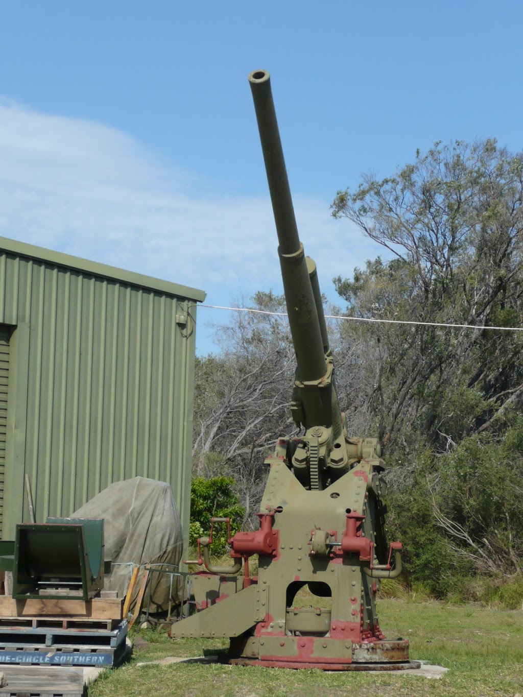 North Fort Artillery Museum | museum | Manly NSW 2095, Australia | 0299761138 OR +61 2 9976 1138
