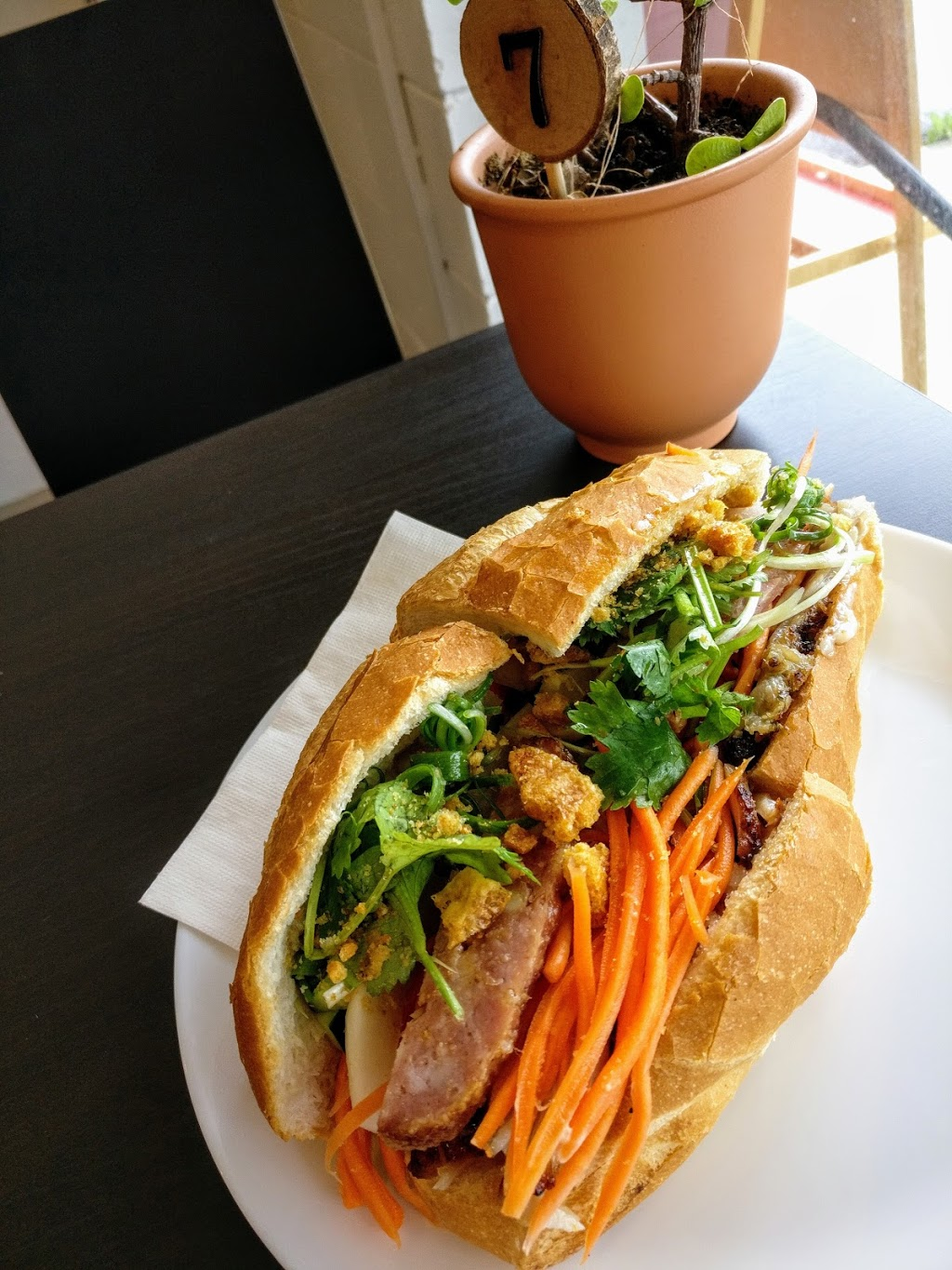 HANS BANH MI   meal takeaway   2/566 North East Road, Holden Hill SA 5088, Australia   0405851767 OR +61 405 851 767