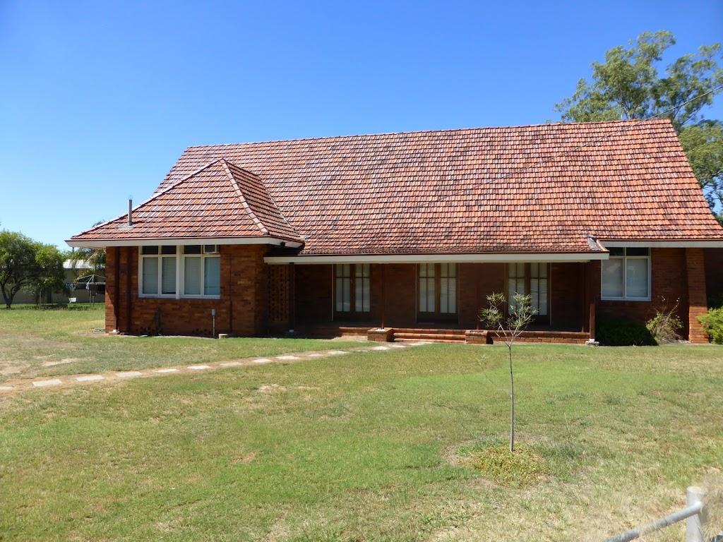The Roma Presbyterian Church | church | 35 Queen St, Roma QLD 4455, Australia | 0746222334 OR +61 7 4622 2334