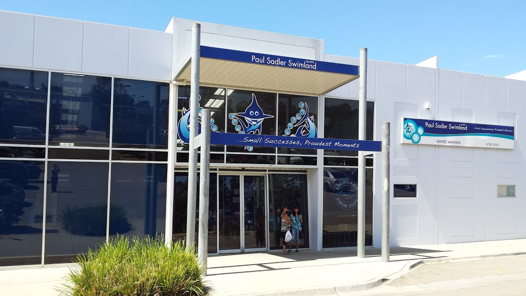 Paul Sadler Swimland | school | 101 Seebeck Dr, Narre Warren South VIC 3805, Australia | 0387905540 OR +61 3 8790 5540