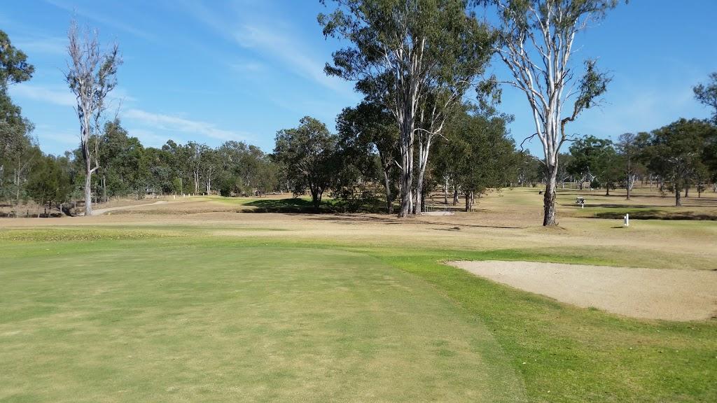 Nanango Golf Club | point of interest | Millis Way, Nanango QLD 4615, Australia | 0741631463 OR +61 7 4163 1463