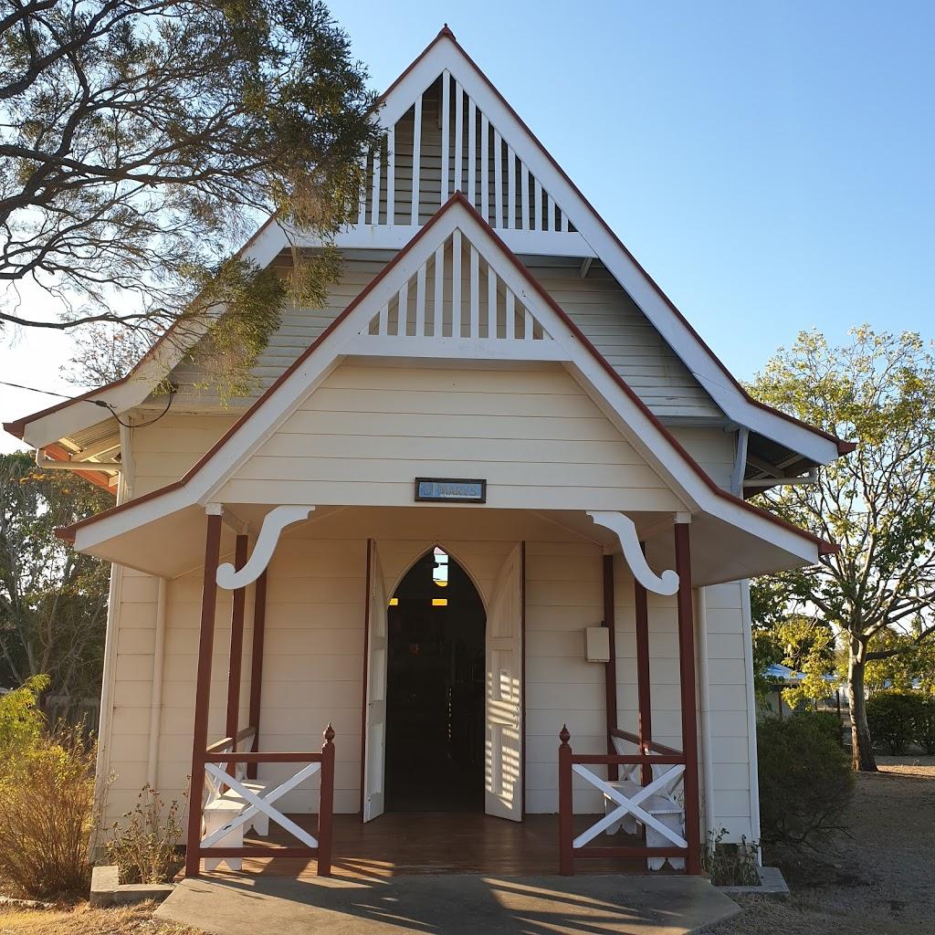 St Marys Anglican Church Gin Gin | church | 41 Milden St, Gin Gin QLD 4671, Australia