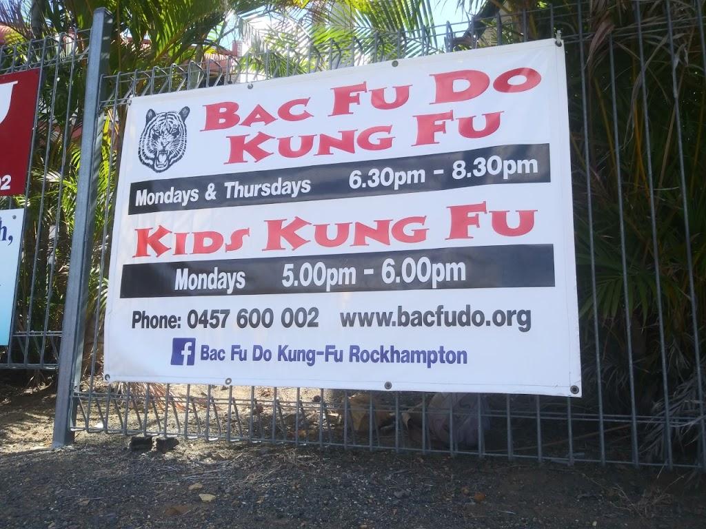 Bac Fu Do Kung Fu | health | Athelstane Terrace, The Range QLD 4700, Australia | 0749213987 OR +61 7 4921 3987