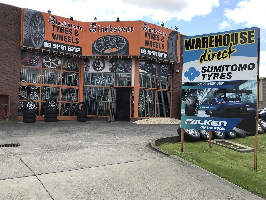 Blackstone Tyres | car repair | 2/6 Princes Hwy, Doveton VIC 3177, Australia | 0397919717 OR +61 3 9791 9717