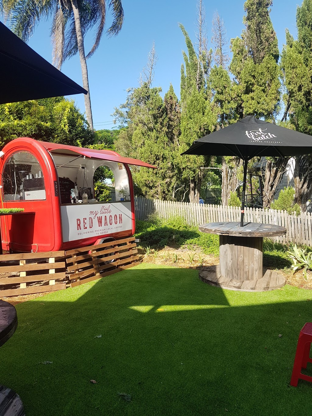 My Little Red Wagon Cafe 40 Wilson Ave Woombye Qld 4559 Australia