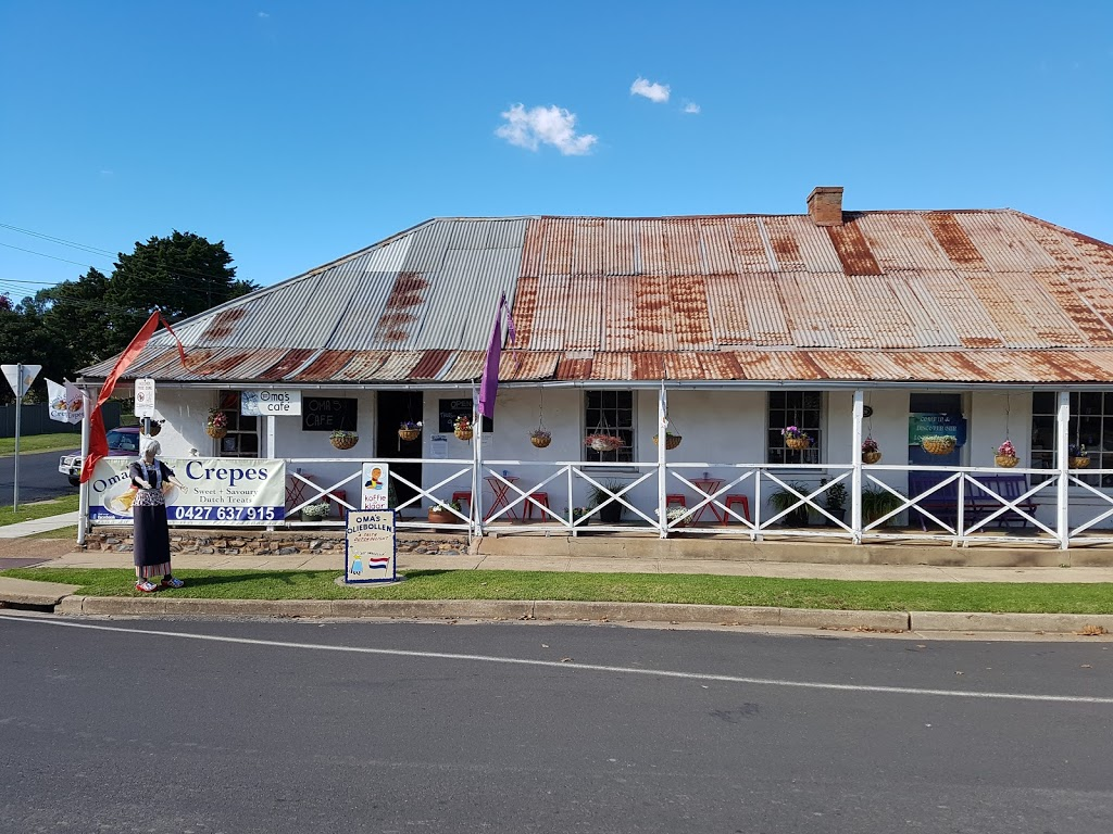 Omas Cafe | cafe | 18 Louee St, Rylstone NSW 2849, Australia | 0427637915 OR +61 427 637 915