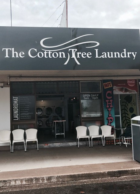 The Cotton Tree Laundry | laundry | 2/17 Cotton Tree Parade, Maroochydore QLD 4558, Australia | 0754438849 OR +61 7 5443 8849