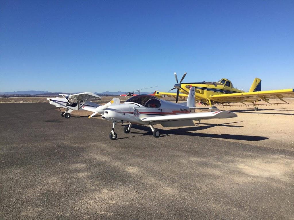 Quirindi Aero club | airport | Quirindi NSW 2343, Australia
