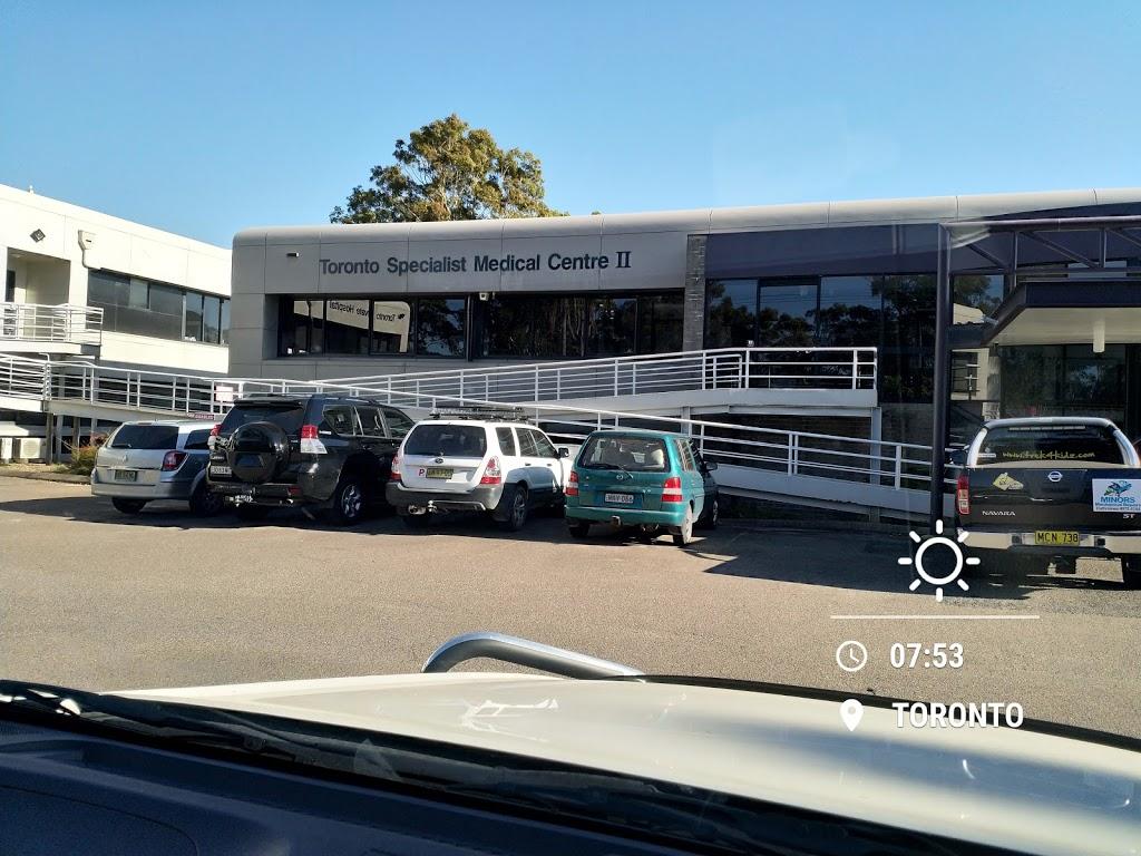 Toronto Specialist Medical Centre II   hospital   Excelsior Parade, Toronto NSW 2283, Australia   0249504477 OR +61 2 4950 4477