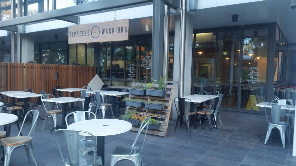 Espresso Warriors | cafe | Early Start Facility Building 2522, 21 Northfields Ave, Keiraville NSW 2500, Australia | 0242266330 OR +61 2 4226 6330