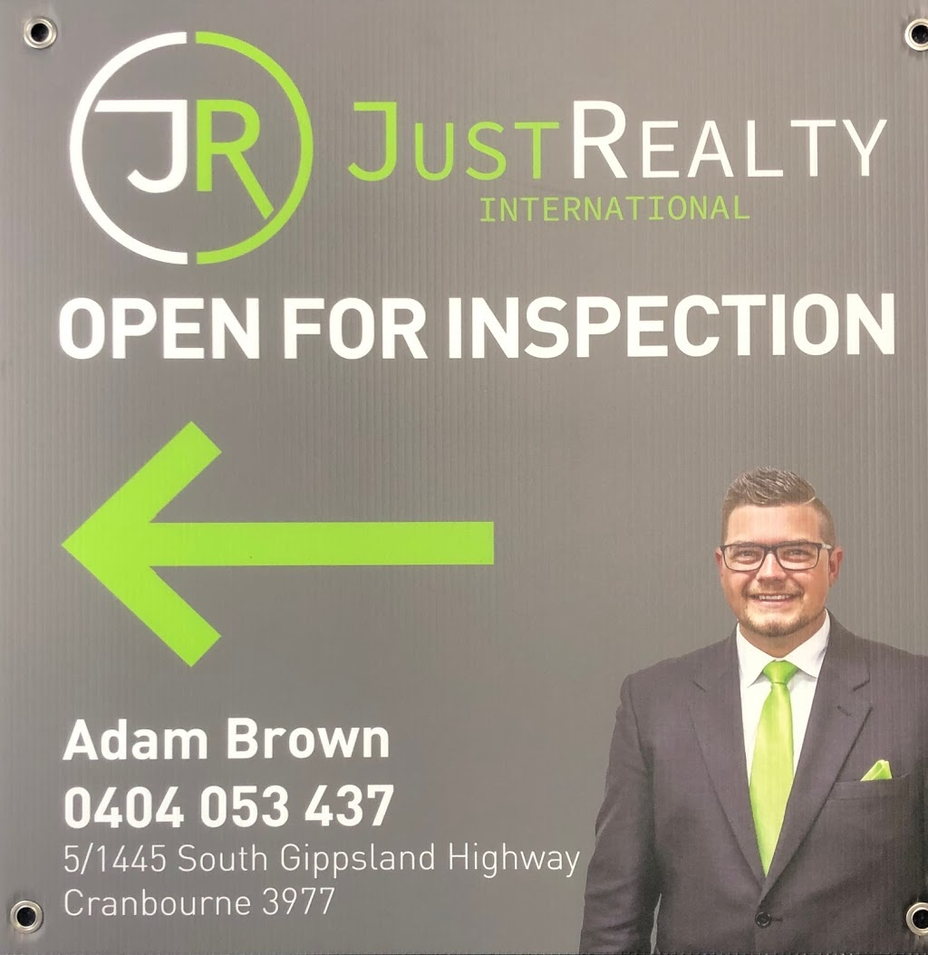 Adam Brown Real Estate 3977 | real estate agency | 5/1445 S Gippsland Hwy, Cranbourne VIC 3977, Australia | 0404053437 OR +61 404 053 437
