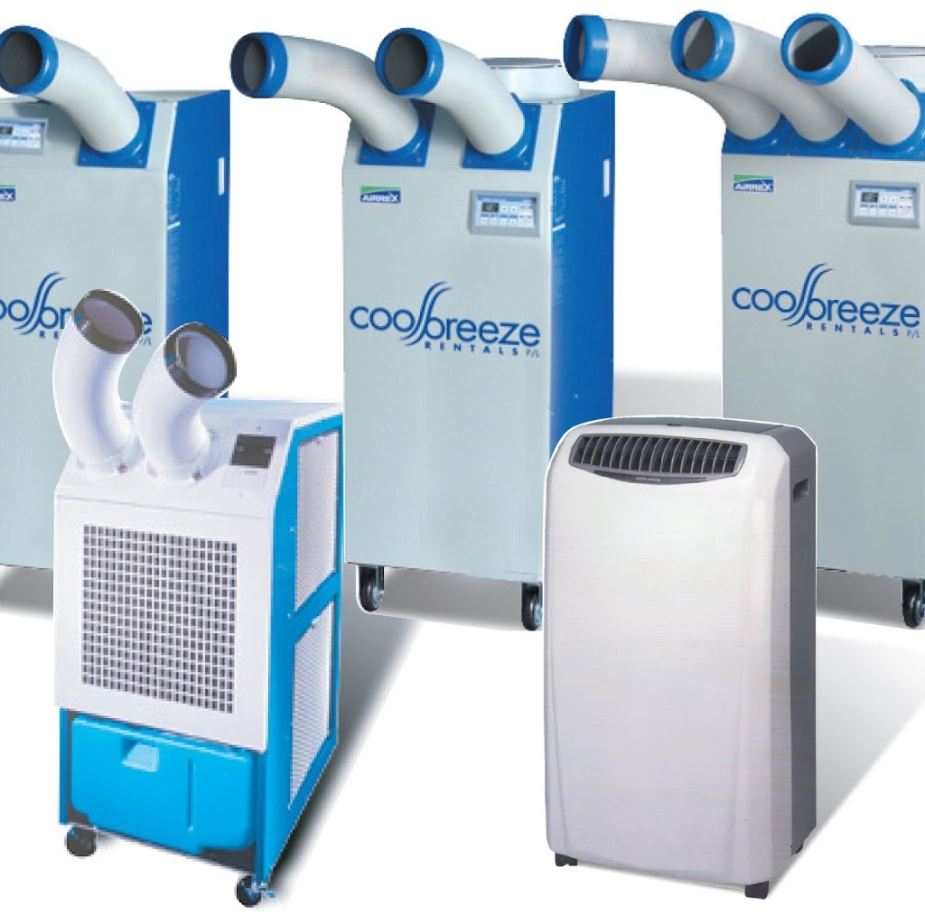 Cool Breeze Rentals Portable Air Conditioners, Coolers, Heaters  | home goods store | 31 Technology Circuit, Hallam VIC 3803, Australia | 1300885188 OR +61 1300 885 188