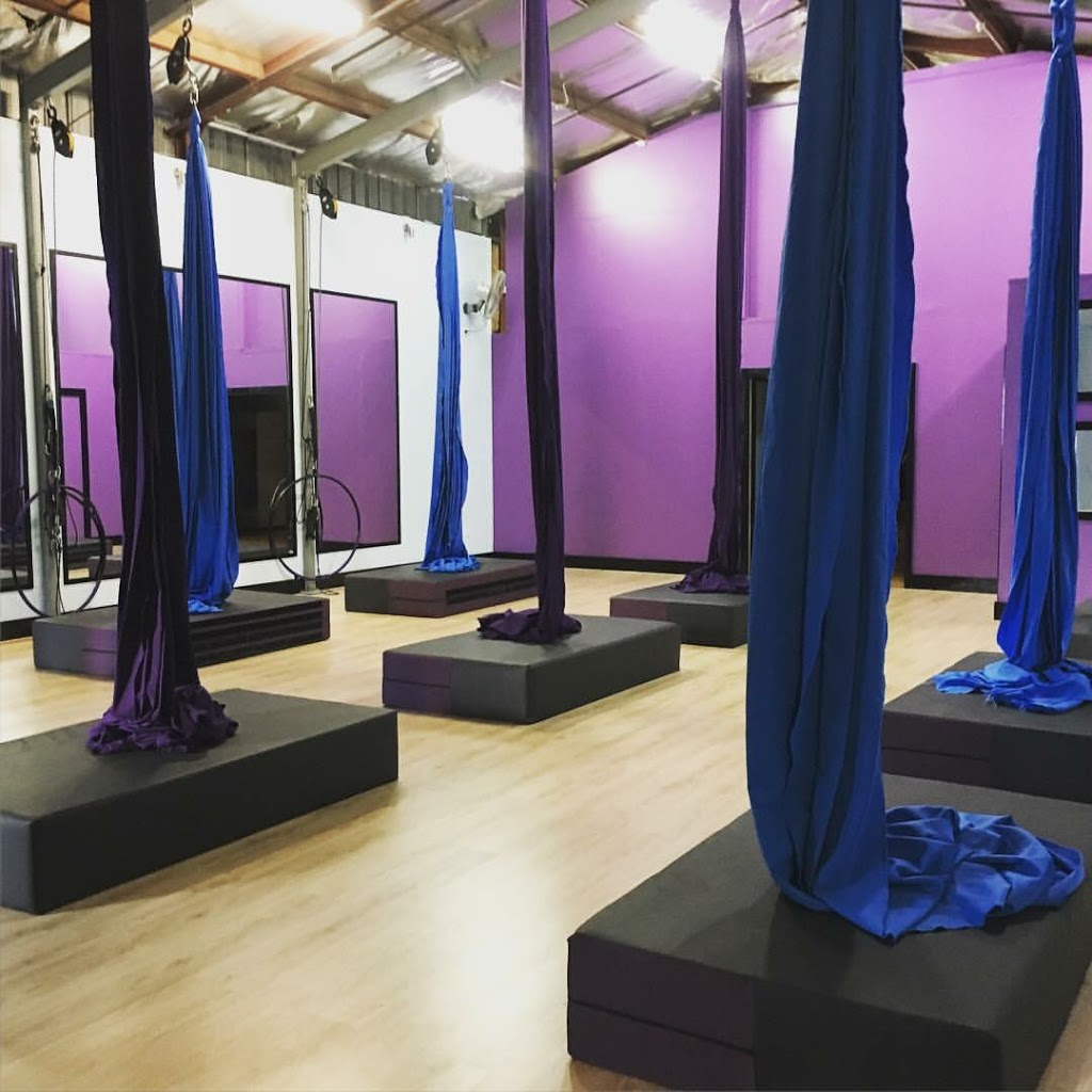 Fly Studios - Pole and Aerial Fitness | gym | 20 Young St, Wollongong NSW 2500, Australia | 0410345035 OR +61 410 345 035