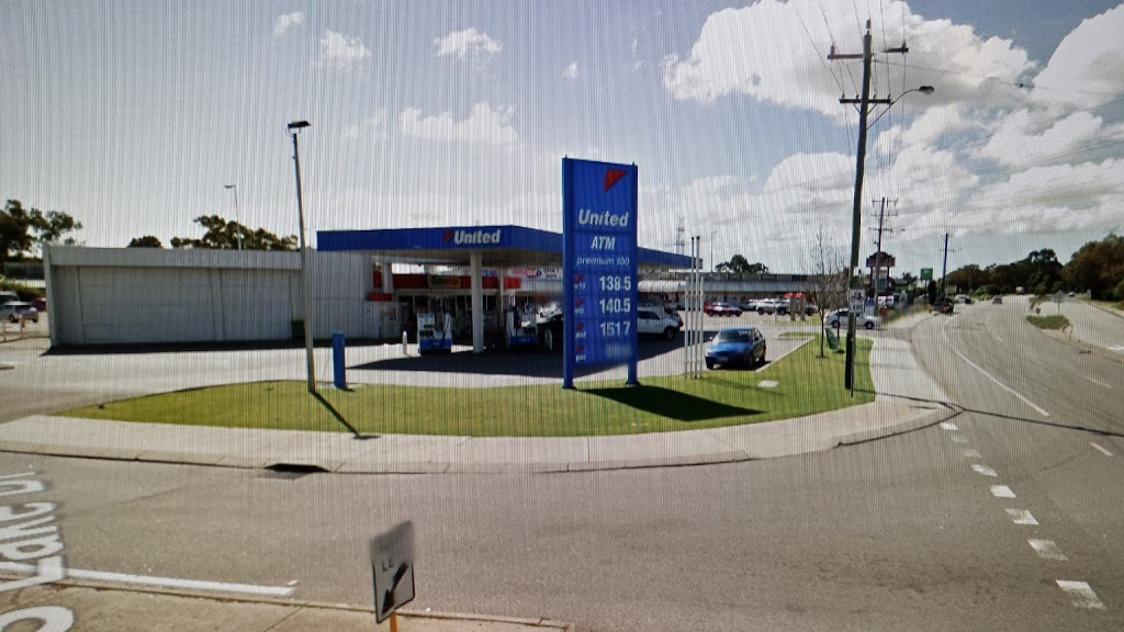 United | gas station | 49 Berrigan Dr, South Lake WA 6164, Australia | 0862269798 OR +61 8 6226 9798