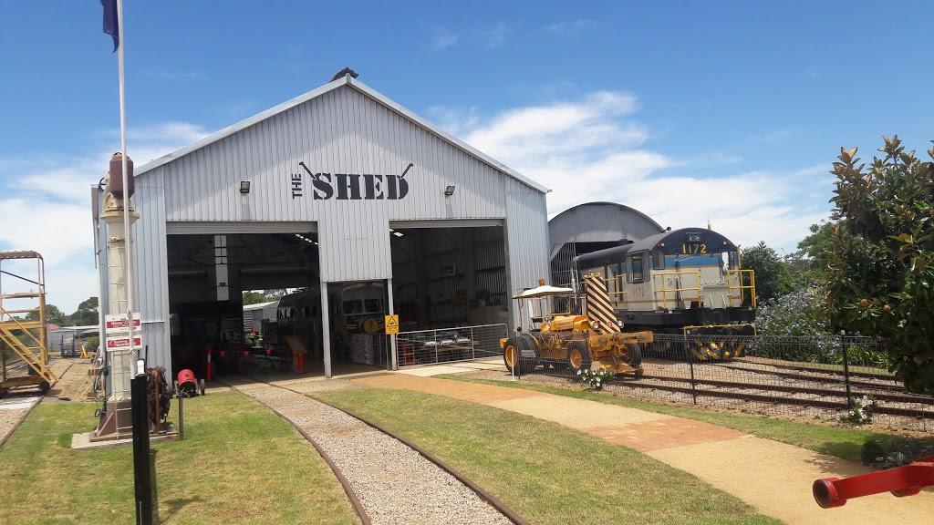 DownsSteam Tourist Railway & Museum   museum   16 Cambooya St, Drayton QLD 4350, Australia   0746302358 OR +61 7 4630 2358