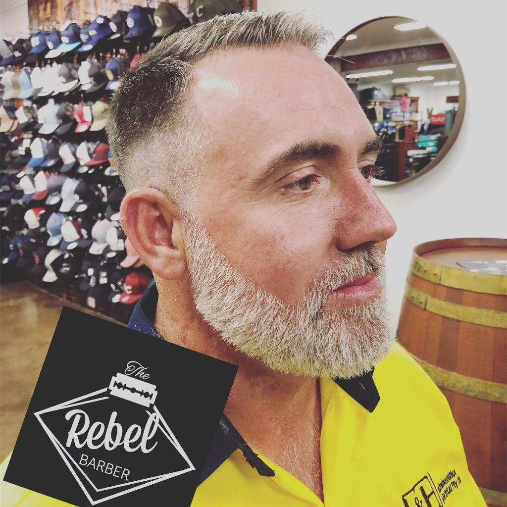 The Rebel Barber | hair care | 7/96 Toolooa St, Barney Point QLD 4680, Australia | 0467666343 OR +61 467 666 343