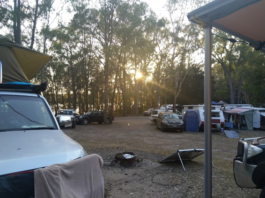 Korsmans Landing campground and picnic area | campground | Korsmans Trail, Bombah Point NSW 2423, Australia | 0265910300 OR +61 2 6591 0300