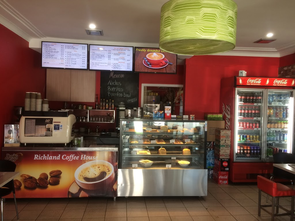 Richland Coffee House | cafe | 16 Richland St, Kingsgrove NSW 2208, Australia | 0280848831 OR +61 2 8084 8831