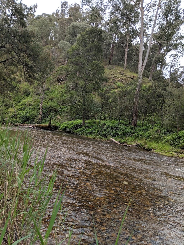 Upper Howqua Campground | campground | Upper Howqua Rd, Mount Buller VIC 3723, Australia
