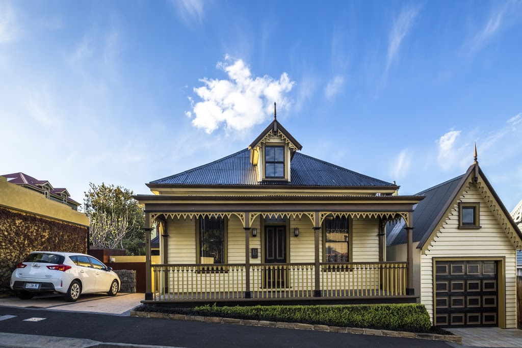 The Corinda Collection | lodging | 3C Aberdeen St, Glebe TAS 7000, Australia | 0362341590 OR +61 3 6234 1590