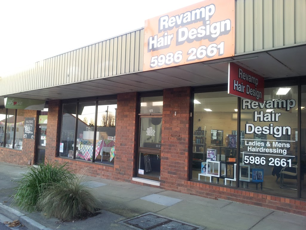 Revamp Hair Design   hair care   9 Rosebud Parade, Rosebud VIC 3939, Australia   0359862661 OR +61 3 5986 2661