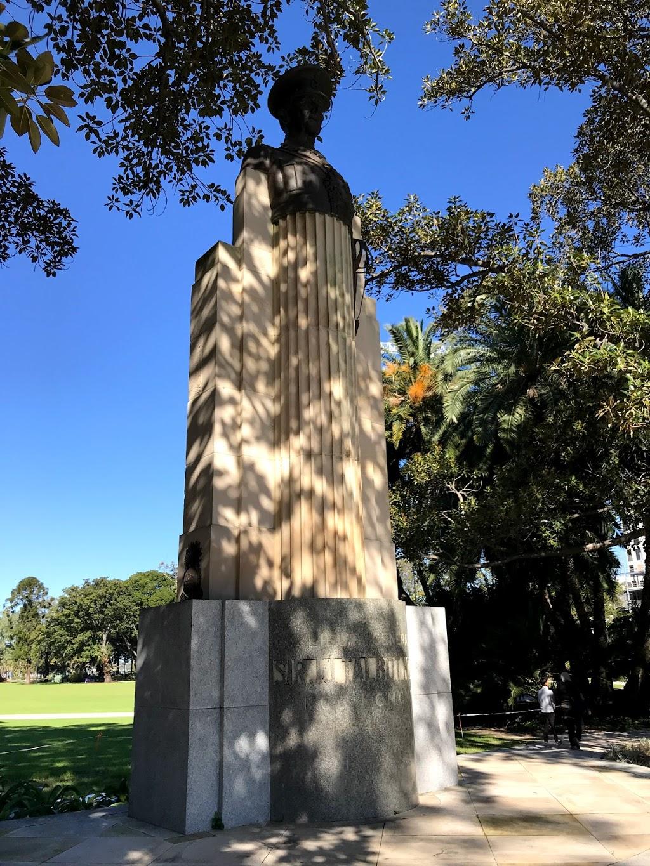 Talbot Hobbs Memorial | store | Geoffrey Bolton Av, Perth WA 6000, Australia