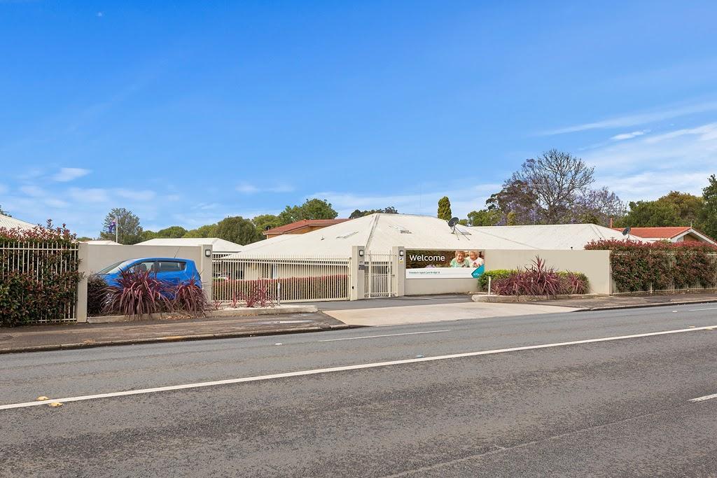 Aveo Freedom Aged Care Toowoomba - Bridge St   health   279 Bridge St, Newtown QLD 4350, Australia   132836 OR +61 132836