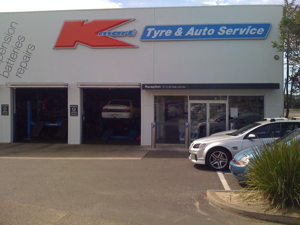 Kmart Tyre & Auto Service Belmont | car repair | High St, Belmont VIC 3216, Australia | 0385857159 OR +61 3 8585 7159