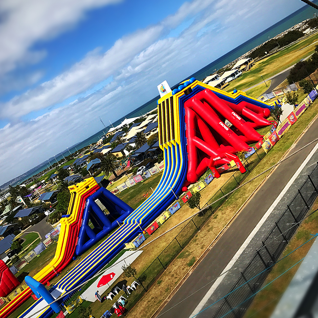 The Big Wedgie, Gold Coast | amusement park | Fishermans Lawn, Broadwater Parklands, Marine Parade, Southport QLD 4215, Australia | 0883505050 OR +61 8 8350 5050