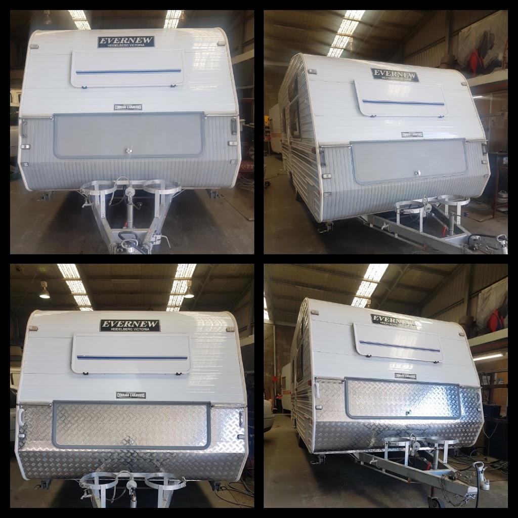 Wilsons Caravan Services | car repair | 2/388 Griffith Rd, Lavington NSW 2641, Australia | 0420419663 OR +61 420 419 663