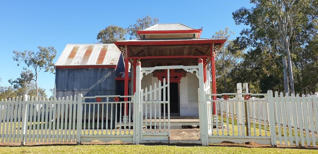 Hou Wang Temple & Atherton Chinatown | museum | 86 Atherton Herberton Rd, Atherton QLD 4883, Australia | 0740916945 OR +61 7 4091 6945
