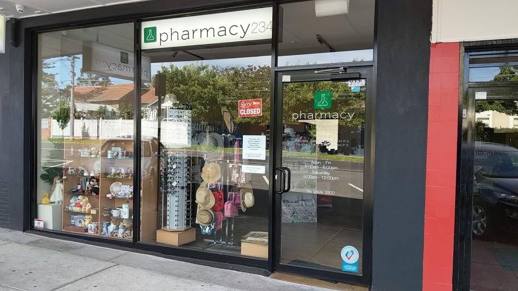 Pharmacy 234   health   234 Waterdale Rd, Ivanhoe VIC 3079, Australia   0394993300 OR +61 3 9499 3300