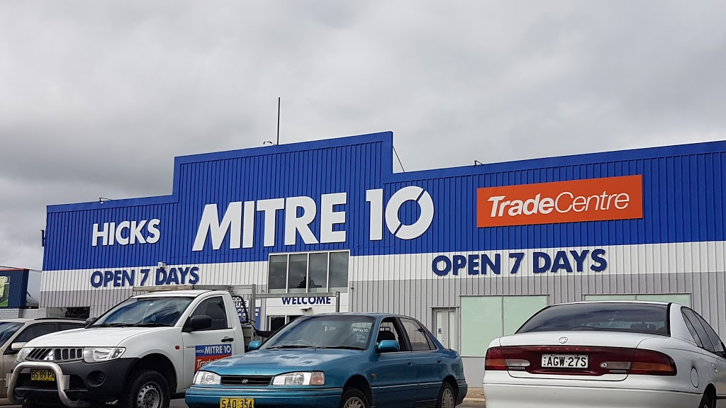 Hicks Mitre 10 | hardware store | 135 Grey St, Glen Innes NSW 2370, Australia | 0267321684 OR +61 2 6732 1684
