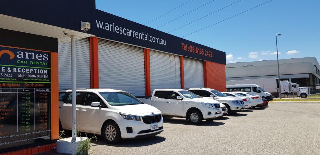 Aries Car Rental Perth Airport 128a Kewdale Rd Kewdale Wa 6105