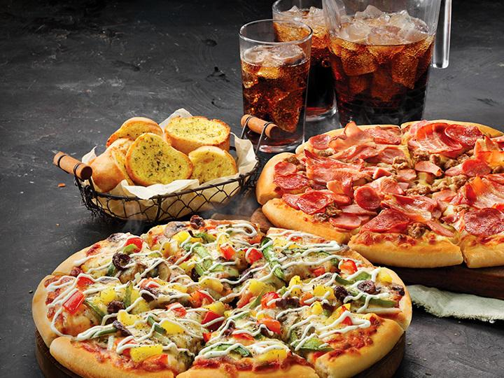 Pizza Hut North Rockhampton | meal delivery | Shop 3A/385/379 Yaamba Rd, Park Avenue QLD 4701, Australia | 131166 OR +61 131166