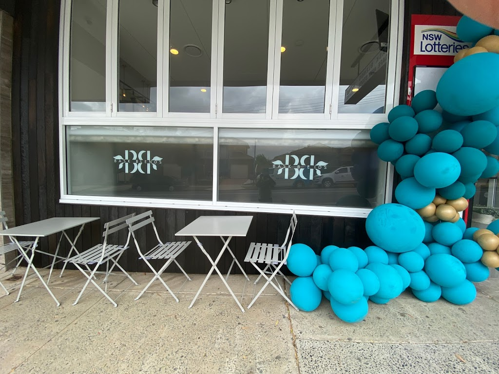 Bask Blends Cafe & Store | cafe | 142 Moorefields Rd, Kingsgrove NSW 2208, Australia | 0297594850 OR +61 2 9759 4850
